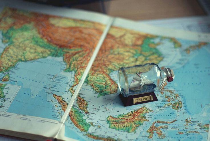 I want to travel far away !!! ✈⛵ #seetheworld #meetnewplaces ❤
