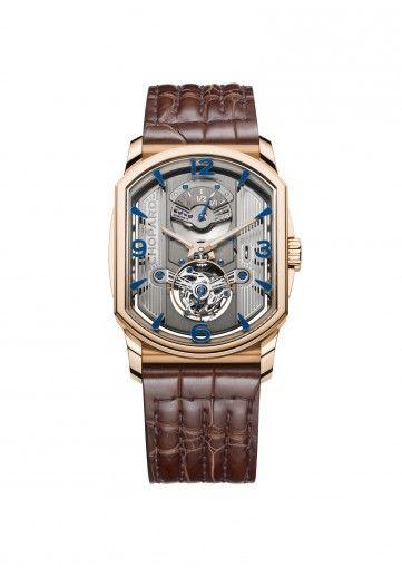 Chopard Reloj L.U.C Engine One Tourbillon oro rosa de 18 quilates