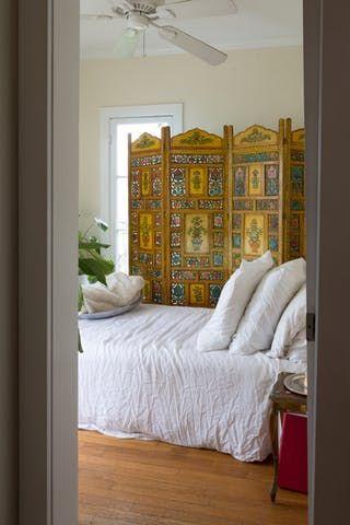 Экскурсия По Дому: Арт-Заполнены Богемный Лос-Анджелес Дом | Квартира Терапия