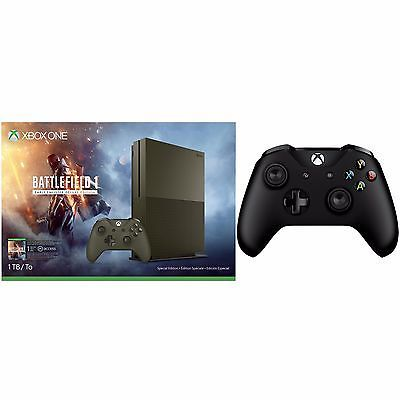 Xbox One S 1TB Console Battlefield 1 Bundle  xBox One S Wireless Controller BLK #LavaHot http://www.lavahotdeals.com/us/cheap/xbox-1tb-console-battlefield-1-bundle-xbox-wireless/219255?utm_source=pinterest&utm_medium=rss&utm_campaign=at_lavahotdealsus