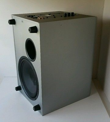 JAMO A 3SUB.3 Active Subwoofer 1 x 100 Watt 10 inch Speaker Made in Denmark