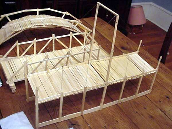 Bridge Project Did This In Middle School