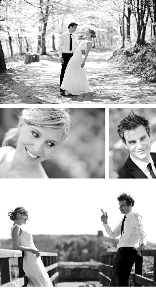 Bride and groom session in Haut Barr Castle, Alsace, France. {Photos de couple au château du Haut Barr, Alsace} Raphael Melka Photography