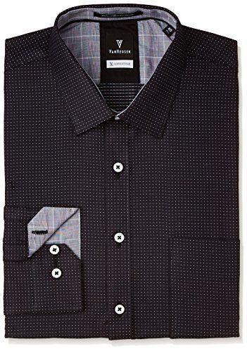 Van Heusen Men's Formal Shirt - http://brandedstore.in/product/van-heusen-mens-formal-shirt/