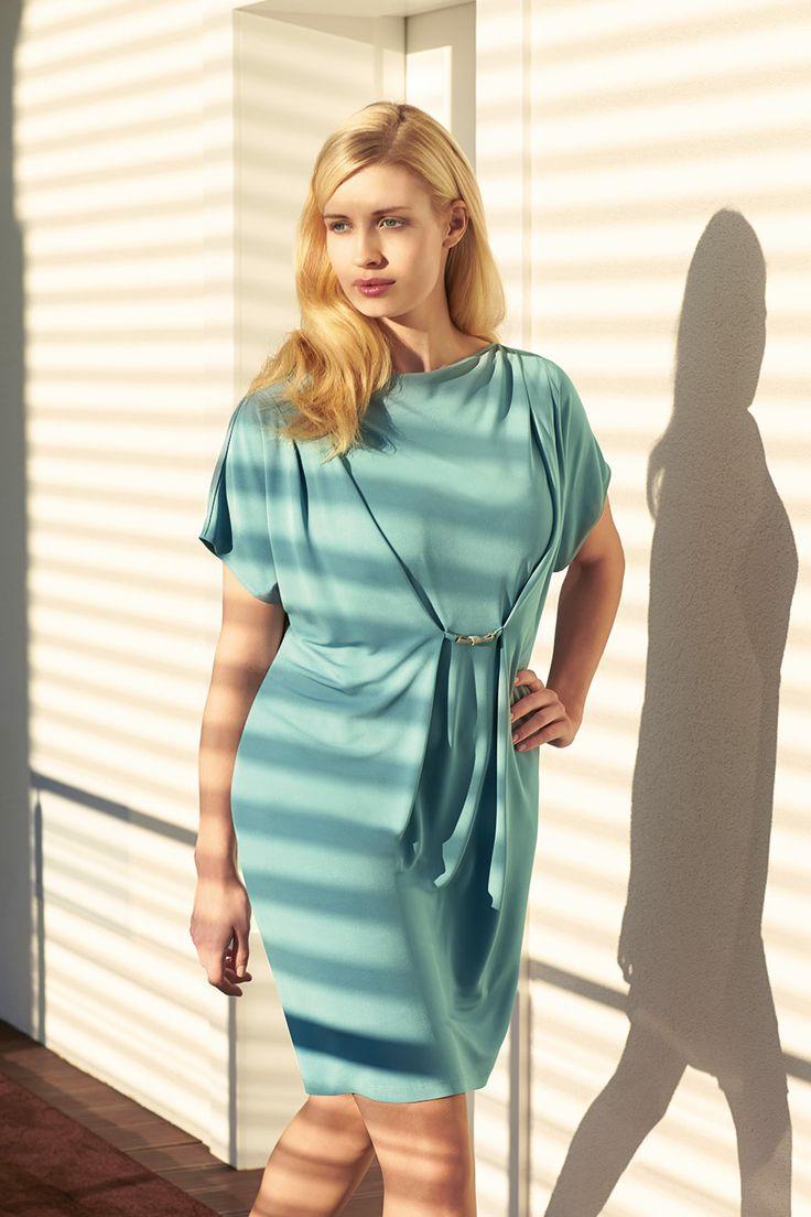 Elena Mirò Spring Summer Collection 2014 #elenamiro #curvy #model #fashion #woman #collection #spring #summer #campaign