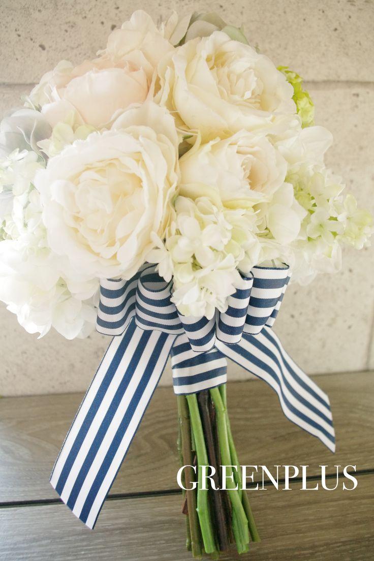greenplus bouquet ribbon❤︎