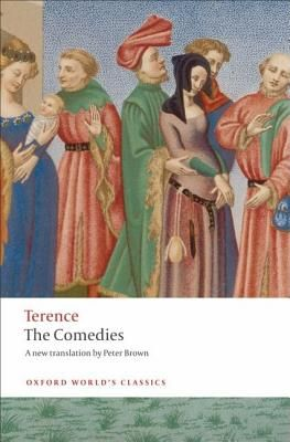 Translation of the Roman playwright Terence's comedies that reflect tensions in Roman society.
