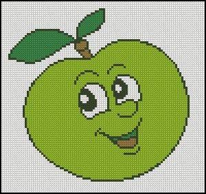 Fruta animada