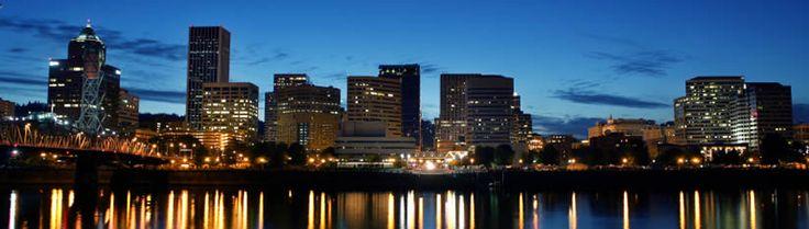 The Nines Portland Hotels - Downtown Portland Skyline