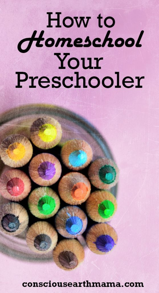 How to start homeschooling your preschooler. (A peek into what homeschooling looks like) - Conscious Earth Mama