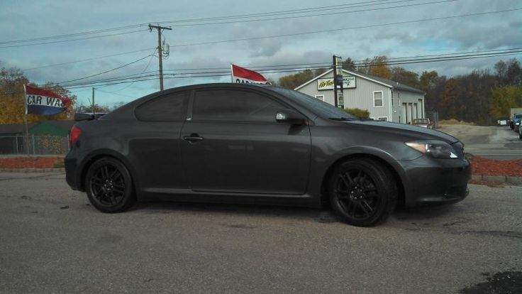 For Sale 2006 Scion TC @ Xtreme Toyz Classifieds - If it goes on Land,  Water or Snow we have a category for you! http://www.xtremetoyzclassifieds.com/cars/2006-scion-tc/ #scion #import #sportscar #forsale #classifieds #xtremetoyzclassifieds