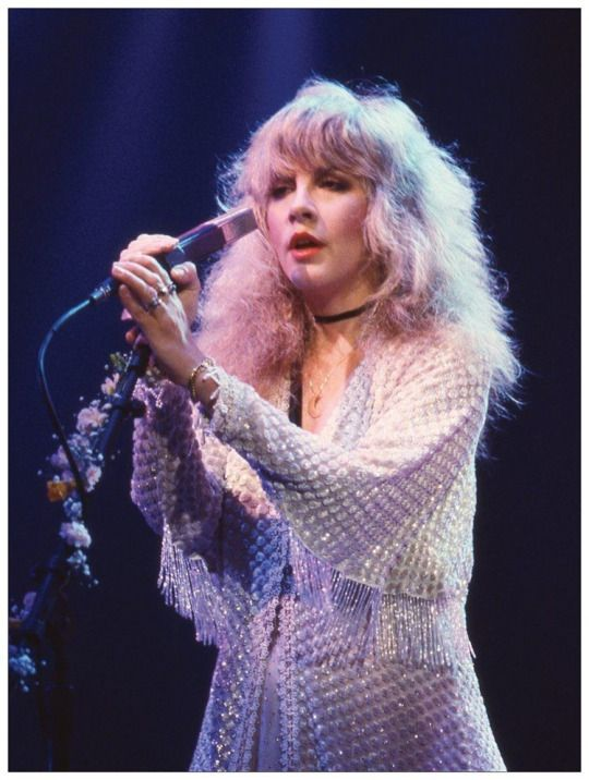 Stevie Nicks Welsh Witch