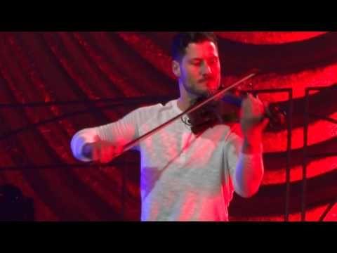 DWTS Live, Valentin Chmerkovskiy violin, Mark Ballas guitar - YouTube