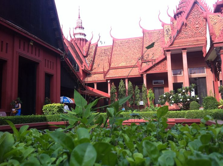 Nation museum of Cambodia