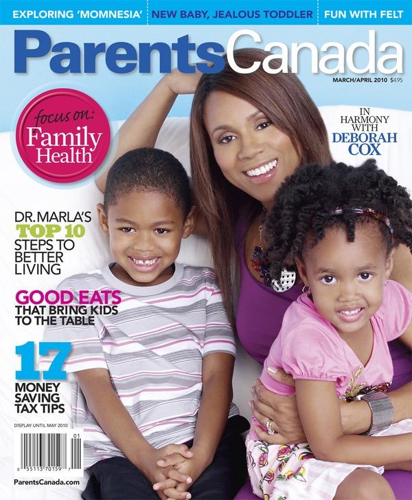 Parents Canada @Pink Pearl PR