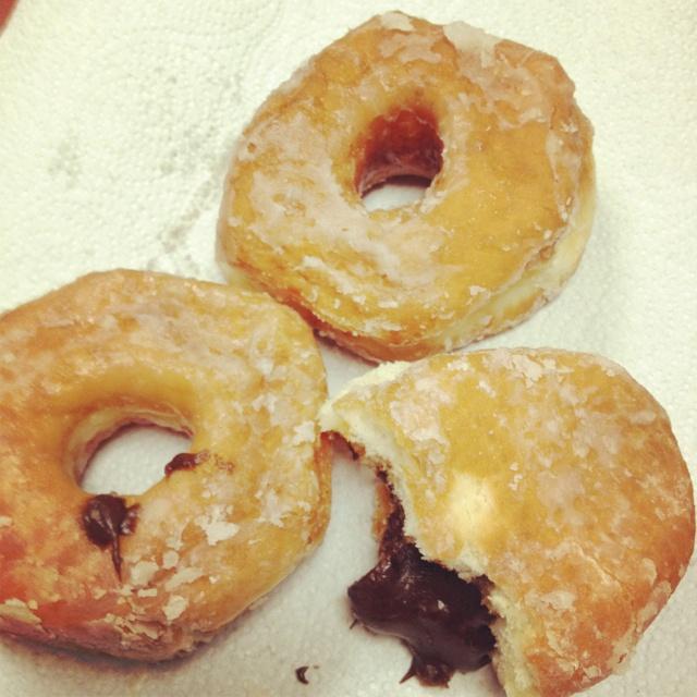 I loooooove Shipley Donuts!! Mmmmmm