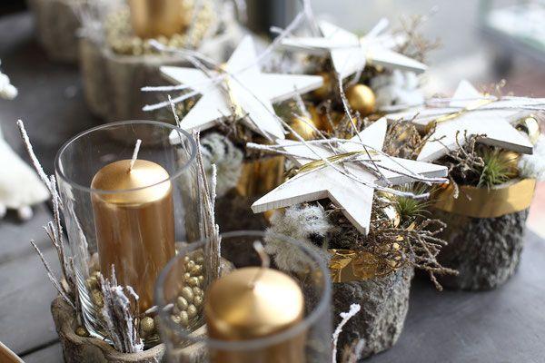 Weihnachtsgestecke 2015 Fachgro Handel F R