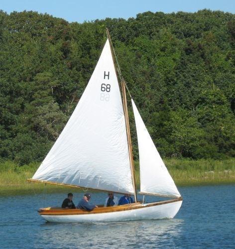 Herreshoff 12 Sailboat For Sale In Duxbury Massachusetts