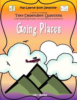 """In Peter and Paul Reynolds' story, """"Going Places,"""" we discover what imagination can do and the power and magic of collaboration. Rafael, who is highly motivated to win the go-cart building competition, teams up with the imaginative Maya, and the two together"""