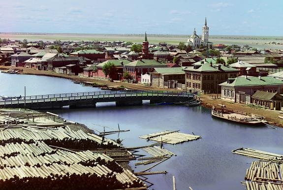 Tobolsk - Awesome Stories