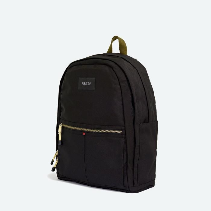 a81ddf09250d Our best selling backpack in black. Large enough for 15