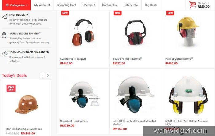 Beli Peralatan Keselamatan Kerja  http://wanwidget.com/beli-peralatan-keselamatan-kerja/