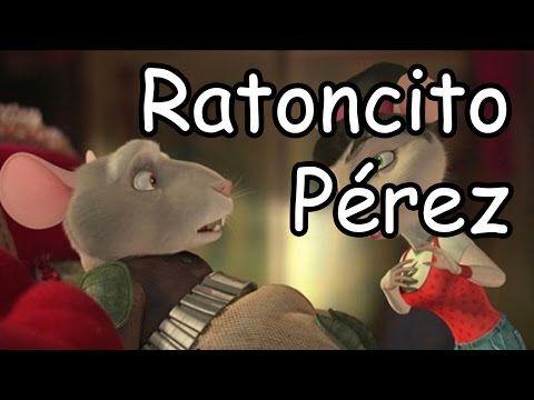 EL RATONCITO PEREZ EN ESPAÑOL: Cuentos y películas completas infantiles en español - YouTube