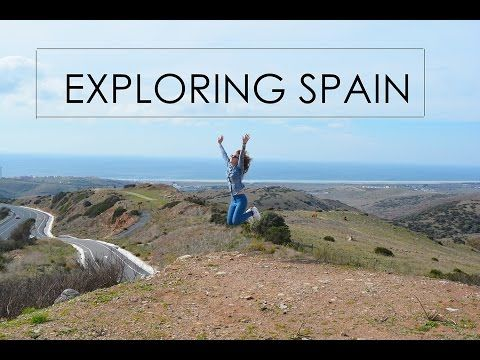 Art of Beauty: Travel Vlog: Explore Spain (Malaga, Marbella, Gibr...
