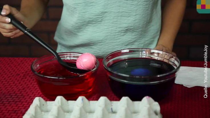 Einfach nur Färben war gestern: Diese 3 genialen Ostereier-Hacks müsst ihr ausprobieren! - gofeminin