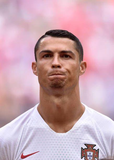 Ronaldo Cristiano Of Portugal During The 2018 Fifa World Cup Russia