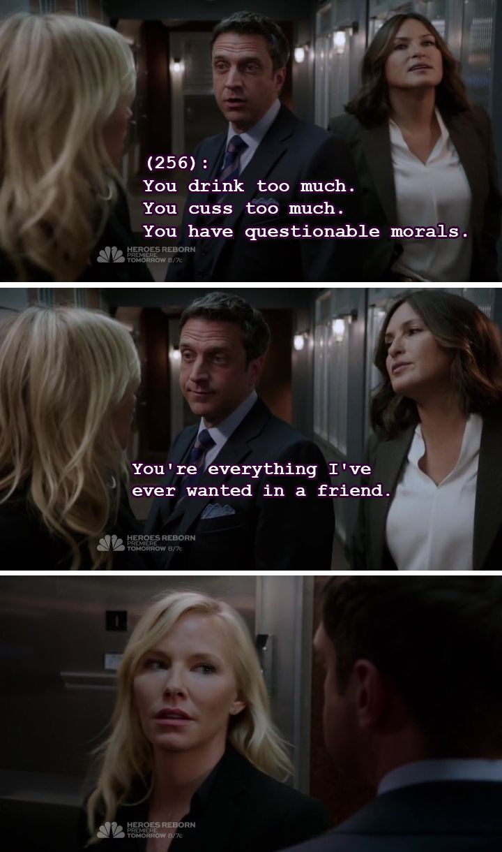 Texts From Rafael Barba in 2019 | Law, order, Amanda ...