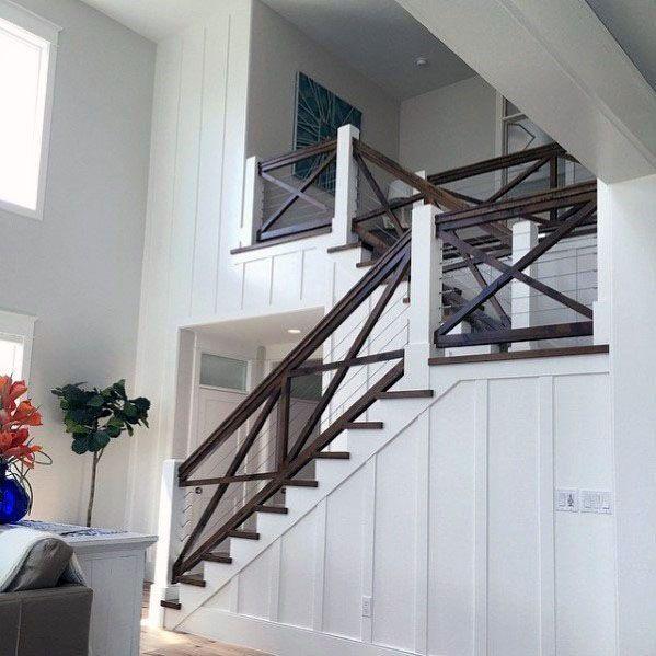 Top 70 Best Stair Railing Ideas