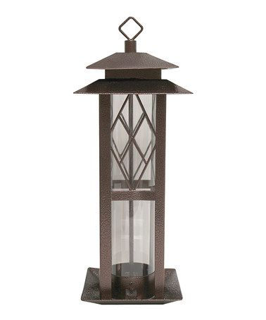 Love this Craftsman Bird Feeder on #zulily! #zulilyfinds