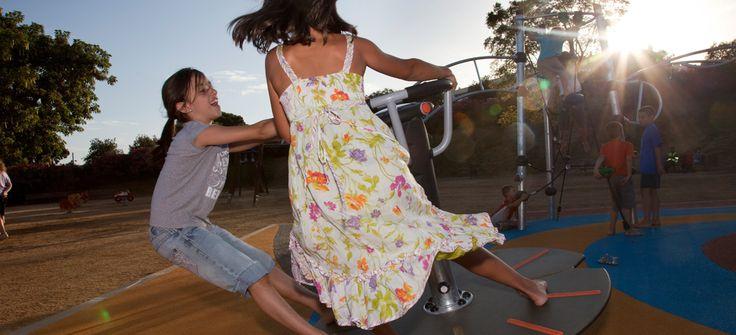 Playgrounds and Play Equipment - KOMPAN www.kompan.com.au