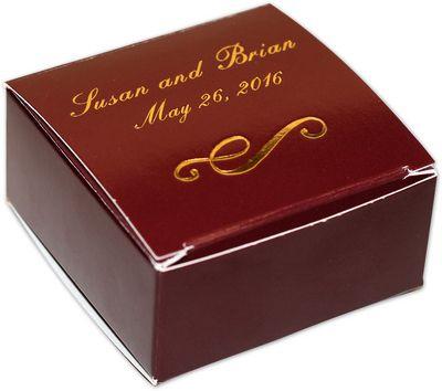 You Design It Favor Boxes