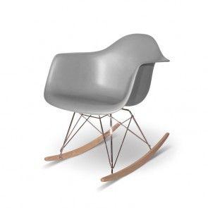Les 25 meilleures id es de la cat gorie chaise bascule for Acheter chaise eames
