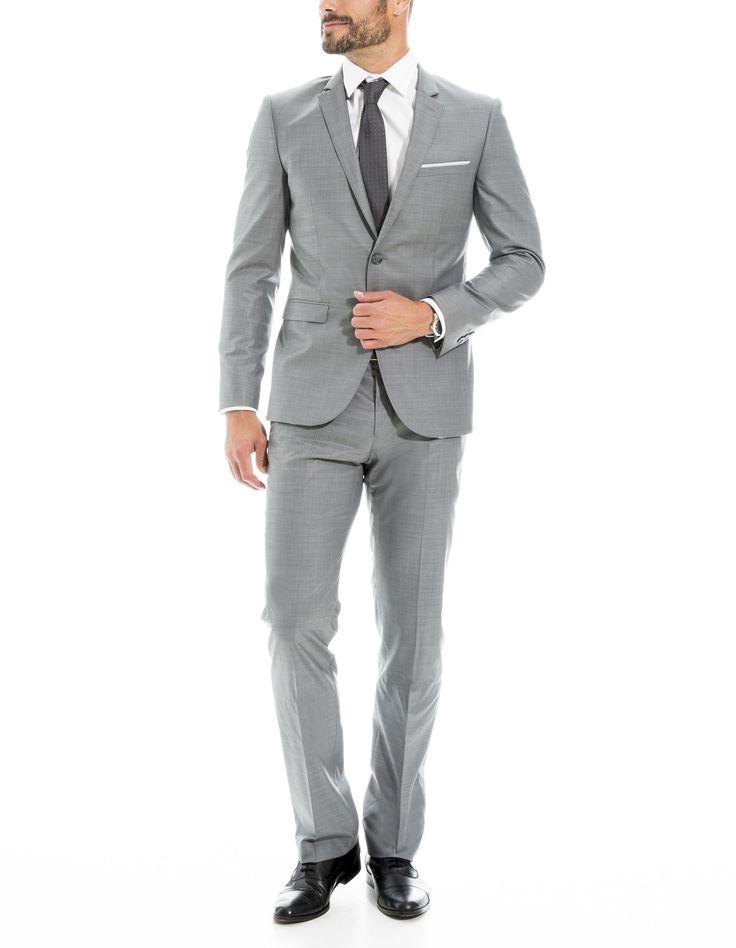 les 25 meilleures id es de la cat gorie costumes gris sur pinterest costume de mariage gris. Black Bedroom Furniture Sets. Home Design Ideas