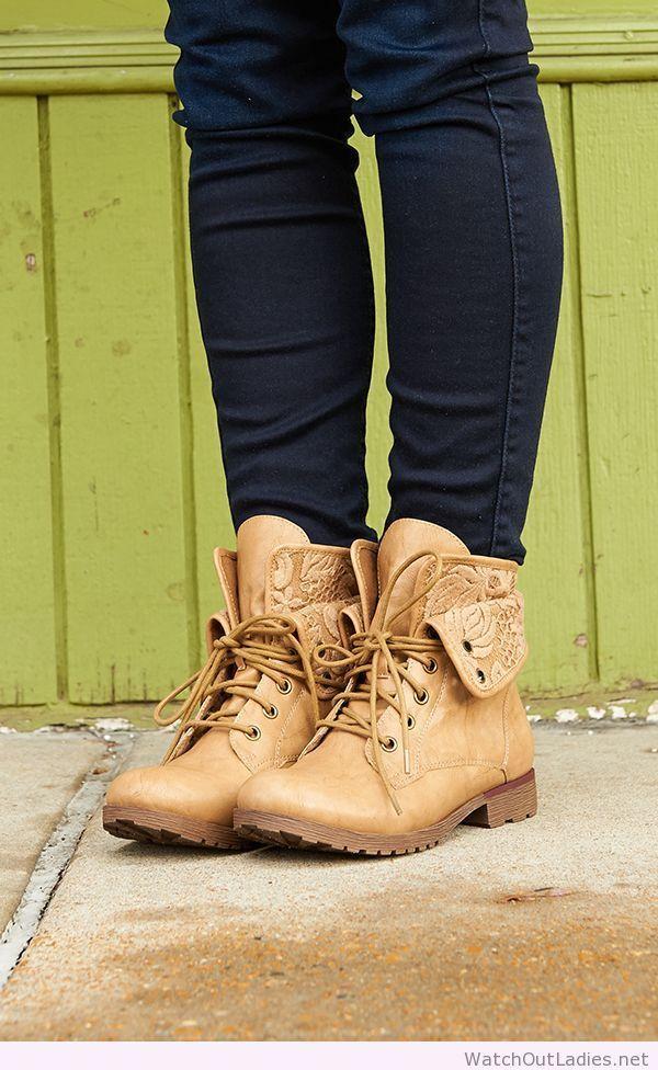 Wonderful brown boots