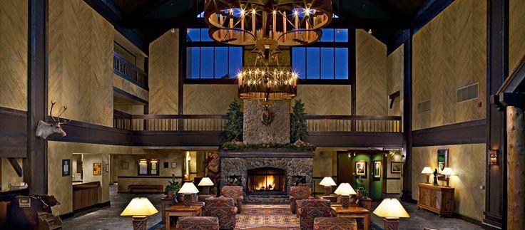 Tenaya Lodge at Yosemite Offers Fun For All Ages