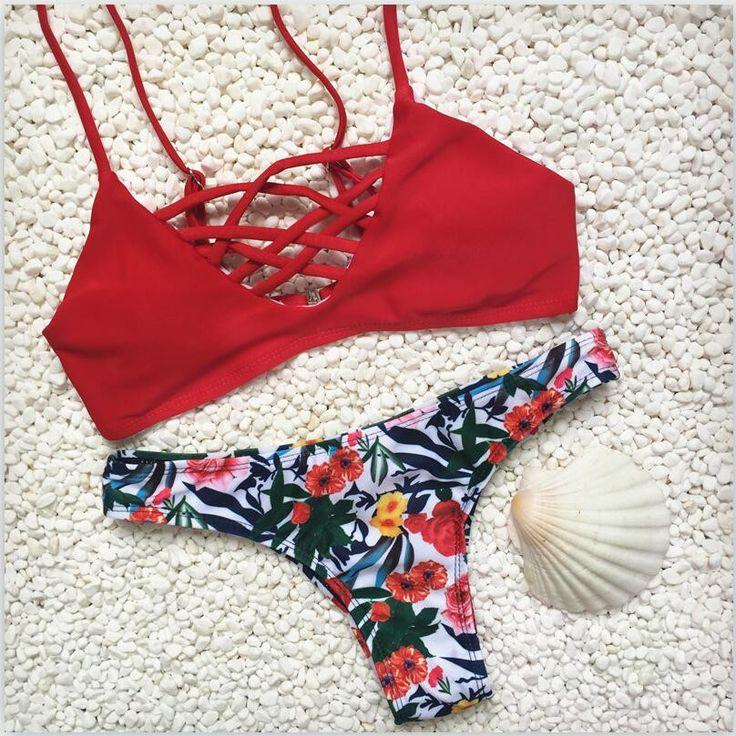 Bikini Thong Bikinis Bottom Push Up Swimsuit Bathing Suits For Women Micro Mini Bikini Brazilian Biquini