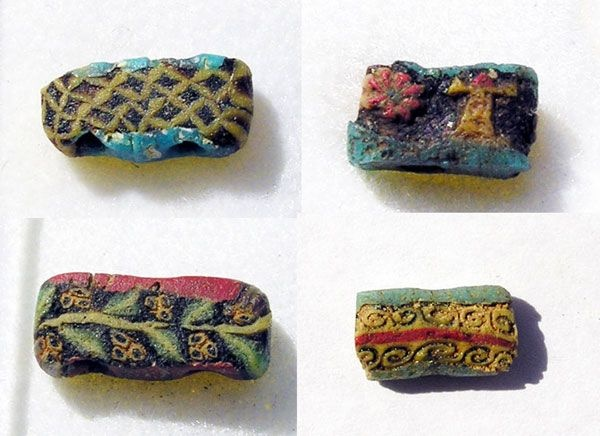 Ancient Roman Beads