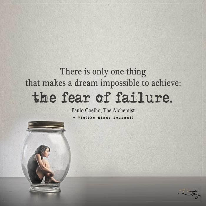 25 Best Failure Quotes On Pinterest: Best 25+ Fear Of Failure Quotes Ideas On Pinterest