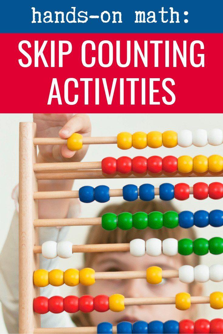 Skip Counting Activities Hands On Math Learning Skip Counting Activities Counting Activities Counting Activities Kindergarten [ 1102 x 735 Pixel ]