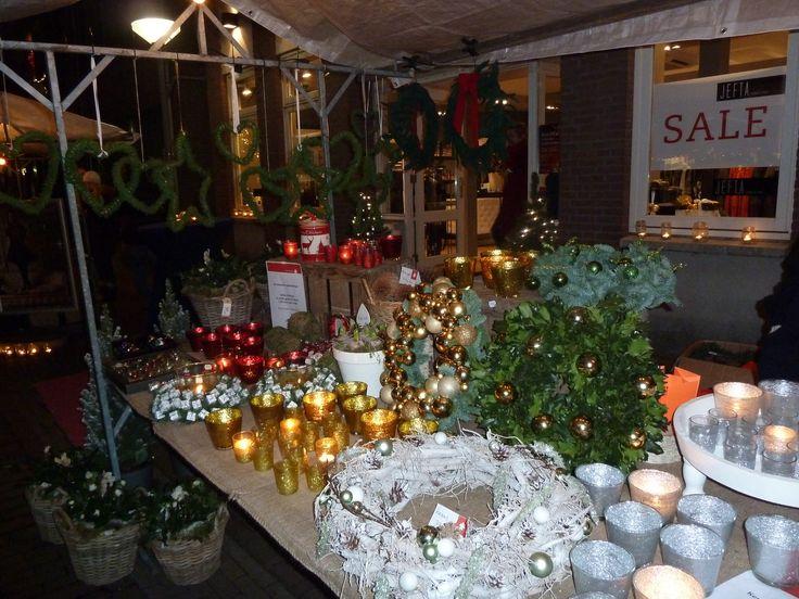 Kerstmarkt in Geldermalsen