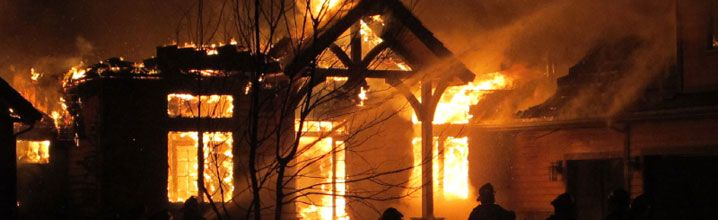 Our #FireDamageRestoration crew can help you recover from the horror of property loss due to fire.