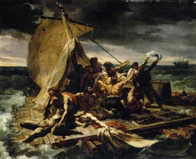 Géricault, Théodore (Jean-Louis André Théodore Géricault) (1818)