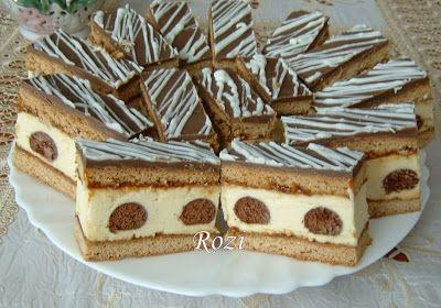 Rozi Erdélyi konyhája: Pöttyös mézes