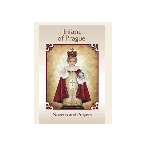 "Infant of Prague Novena & Prayer - The devotion to the Infant of Prague honors Jesus in the mystery of his Incarnation. It can help us grow in the ""little way"" of spiritual simplicity and bring us closer to Jesus in his merciful love."