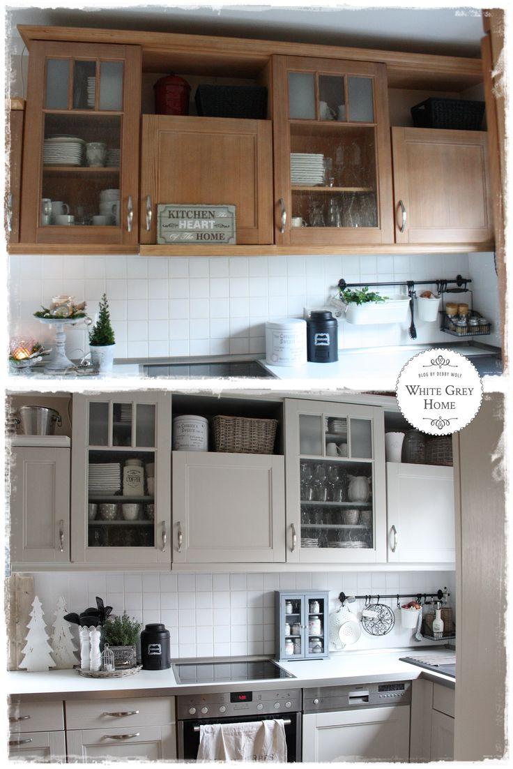 13 best alte k che neu streichen images by elke on pinterest alte k che k che neu streichen. Black Bedroom Furniture Sets. Home Design Ideas