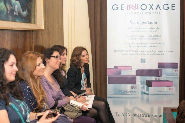 Presentación Genoxage. Proyectos. A trendy life. #genoxage #projects #beauty  #fashionblogger #atrendylife www.atrendylifestyle.com